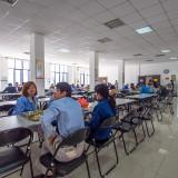 JAPIC共用棟食堂@江蘇省丹陽市