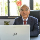 東和男総経理@日本自動車部品工業団地